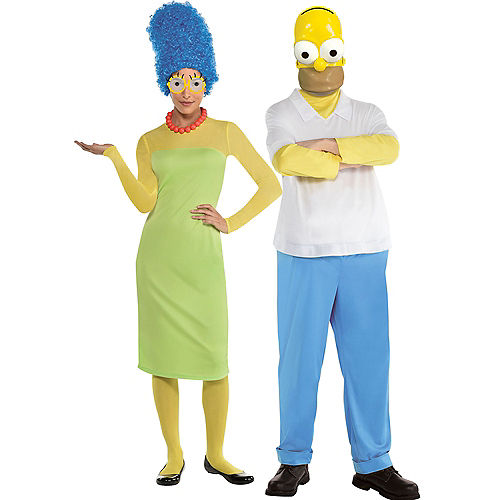 Simpsons Family Costumes Image #2