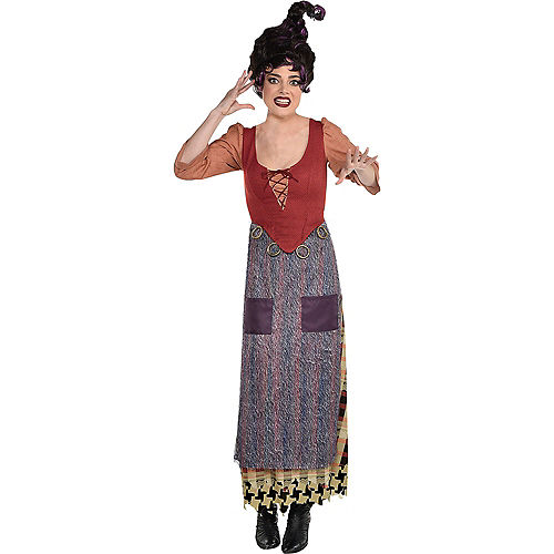 Sanderson Sisters Group Costumes for Adults - Disney Hocus Pocus Image #4