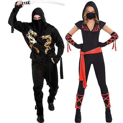 Ninja Family Costumes Image #2