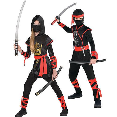 Ninja Family Costumes Image #3