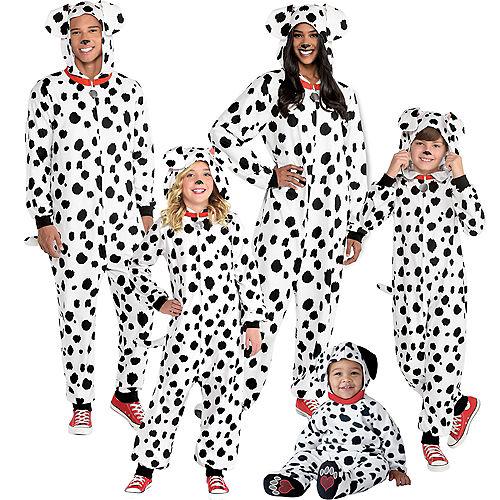 101 Dalmatians Family Costumes Image #1
