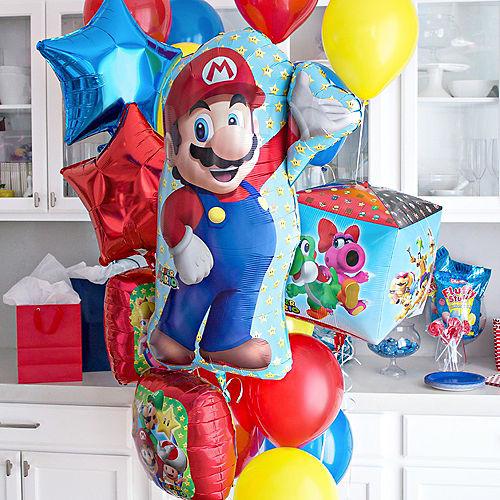 Super Mario Customizable Balloon Collection Image #1