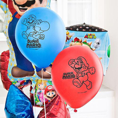 Super Mario Customizable Balloon Collection Image #2