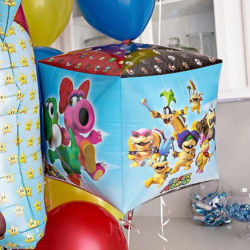 Super Mario Customizable Balloon Collection Image #3