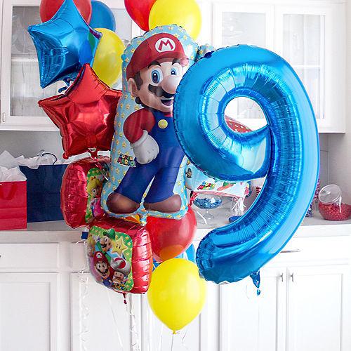 Super Mario Customizable Balloon Collection Image #6