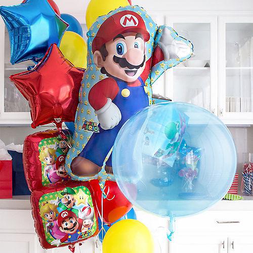 Super Mario Customizable Balloon Collection Image #7