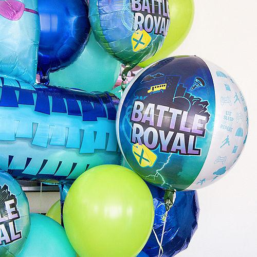 Battle Royal Customizable Balloon Collection Image #2