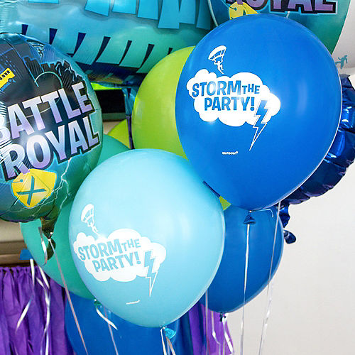 Battle Royal Customizable Balloon Collection Image #5