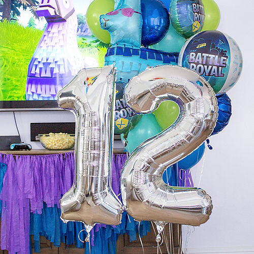 Battle Royal Customizable Balloon Collection Image #7