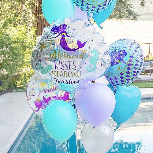 Mermaid Customizable Balloon Collection Image #1
