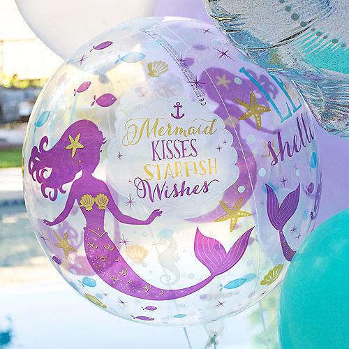 Mermaid Customizable Balloon Collection Image #3
