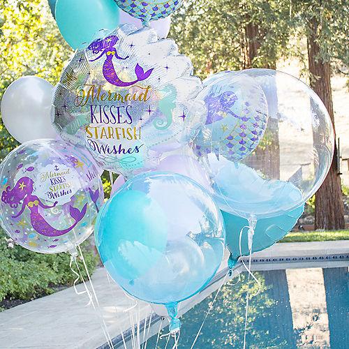 Mermaid Customizable Balloon Collection Image #6