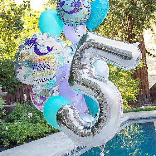 Mermaid Customizable Balloon Collection Image #9
