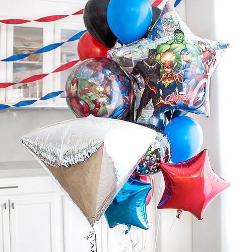 Marvel Powers Unite Customizable Balloon Bouquet Collection Image #5