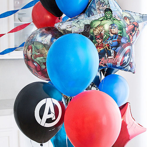Marvel Powers Unite Customizable Balloon Bouquet Collection Image #7