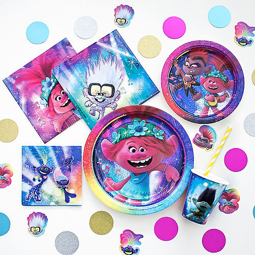Trolls World Tour Customizable Party Collection Image #1