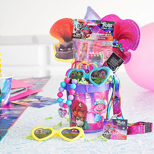 Trolls World Tour Customizable Party Collection Image #2