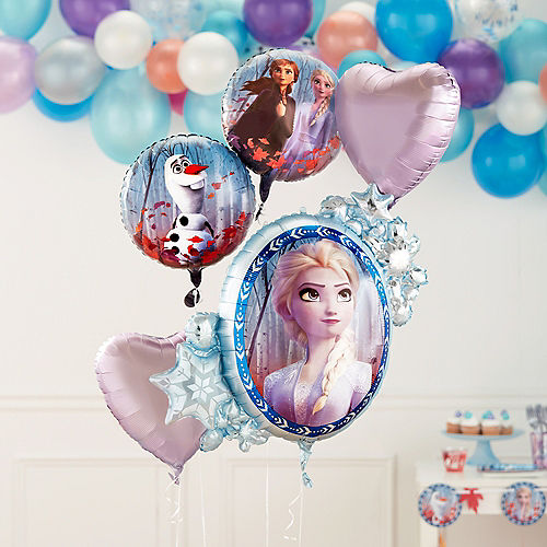 Frozen 2 Customizable Party Collection Image #2