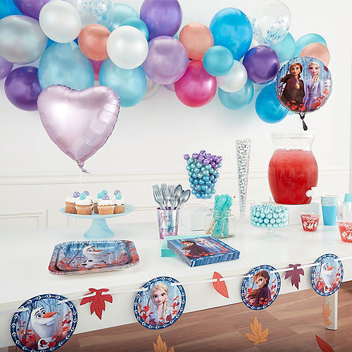 Frozen 2 Customizable Party Collection Image #3