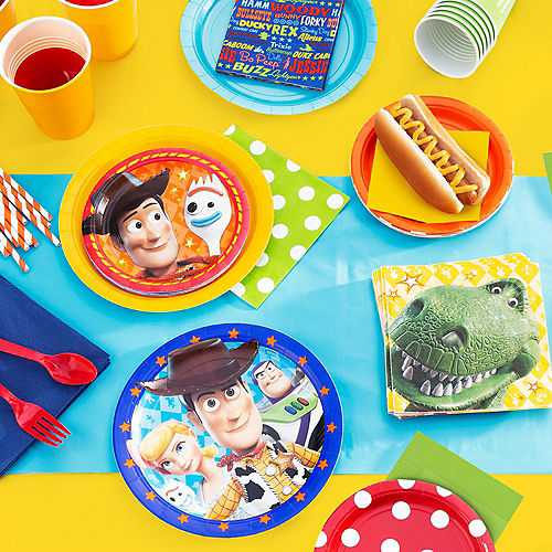 Toy Story 4 Customizable Party Collection Image #1