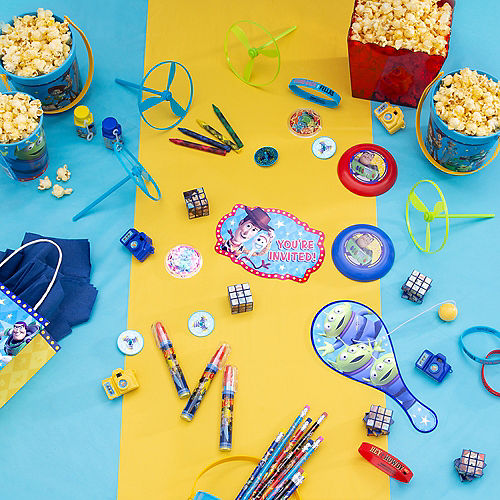 Toy Story 4 Customizable Party Collection Image #2