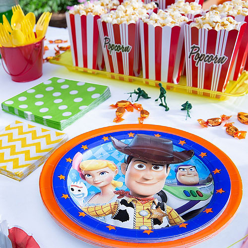 Toy Story 4 Customizable Party Collection Image #3