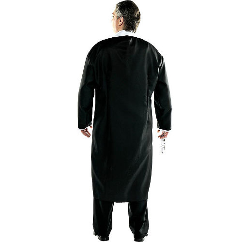 Adult Father Priest Costume Plus Size Image #2
