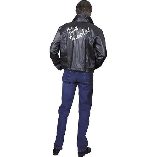 Adult '50s Thunderbird Jacket Costume Image #1