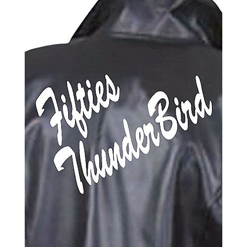 Adult '50s Thunderbird Jacket Costume Image #2