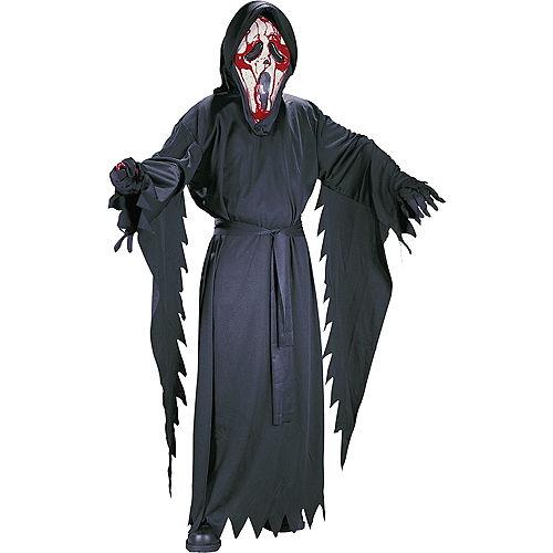 Boys Bleeding Ghost Face Costume - Scream Image #1