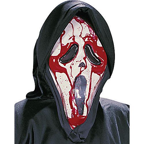 Boys Bleeding Ghost Face Costume - Scream Image #2