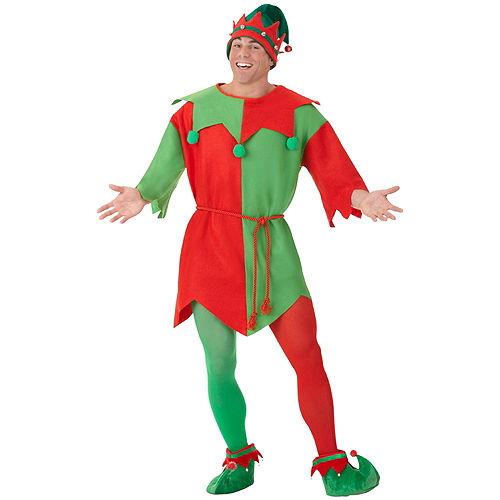 Adult Elf Costume Image #1
