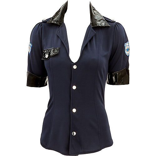 Sexy Police Shirt Image #2