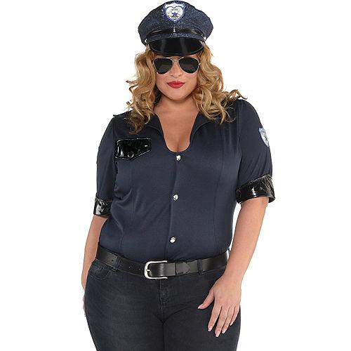 Sexy Police Shirt Image #3