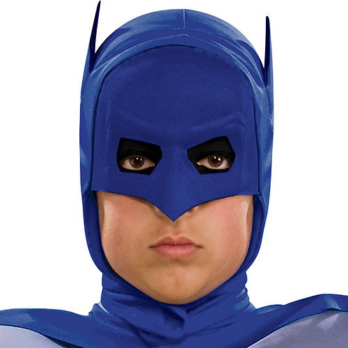 Boys Batman Muscle Costume - The Brave & the Bold Image #2