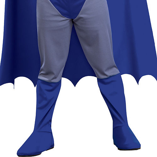 Boys Batman Muscle Costume - The Brave & the Bold Image #4
