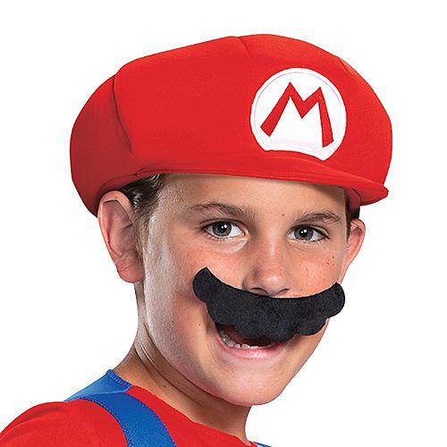 Boys Mario Costume Deluxe - Super Mario Brothers Image #2