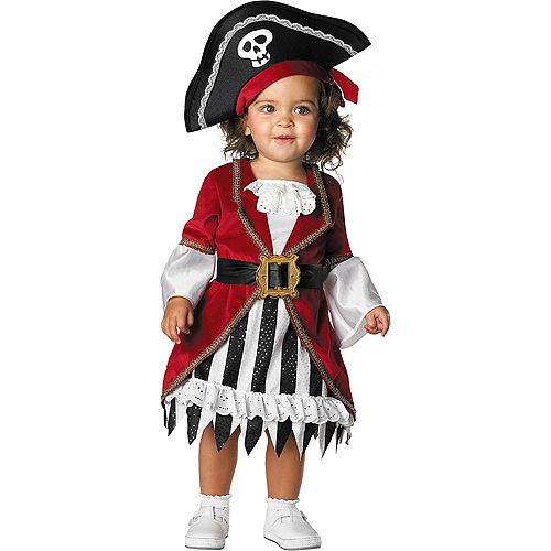 Baby Princess Pirate Costume Image #1