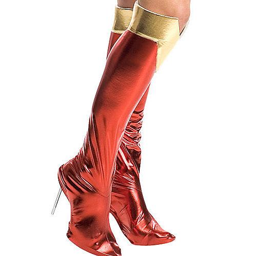 Adult Classic Supergirl Costume - Superman Image #4