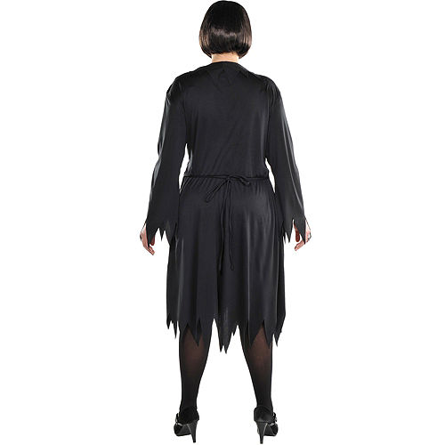 Adult Classic Witch Costume Plus Size Image #3