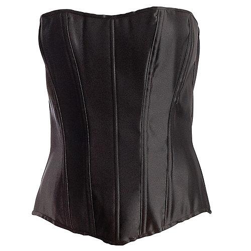 Classic Black Corset Image #1