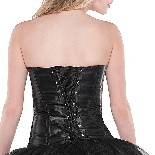 Classic Black Corset Image #3