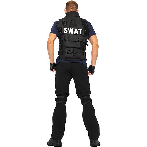 Adult SWAT Commander Costume Image #2
