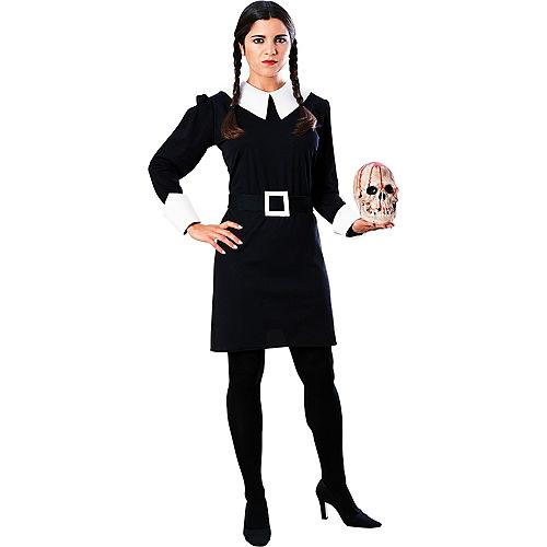 Adult Wednesday Costume - Addams Family Image #1