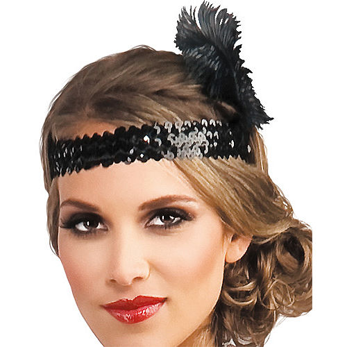 Adult Lindy & Lace Flapper Costume Image #3