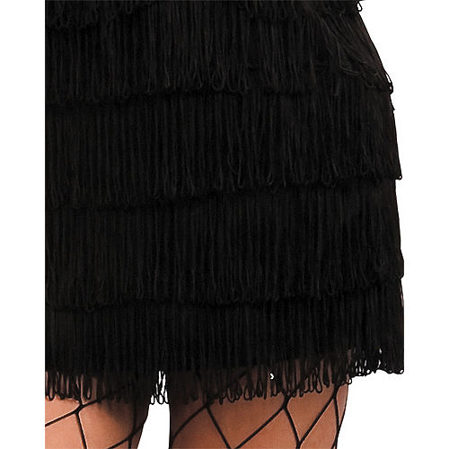 Adult Lindy & Lace Flapper Costume Image #5