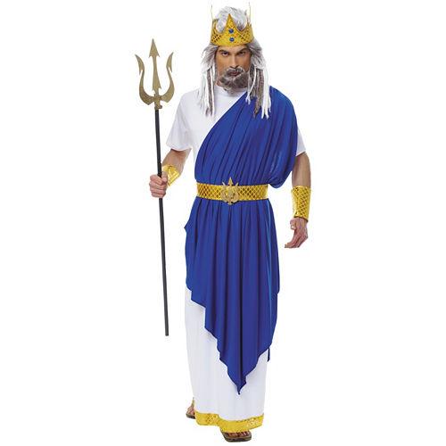 Adult Neptune Costume Image #1