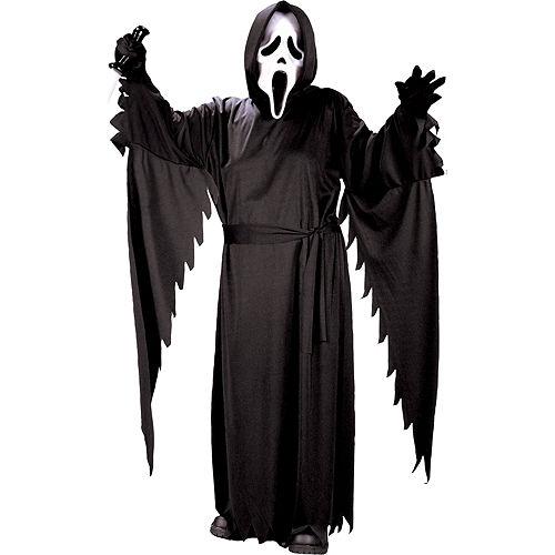 Teen Boys Ghost Face Costume - Scream Image #1