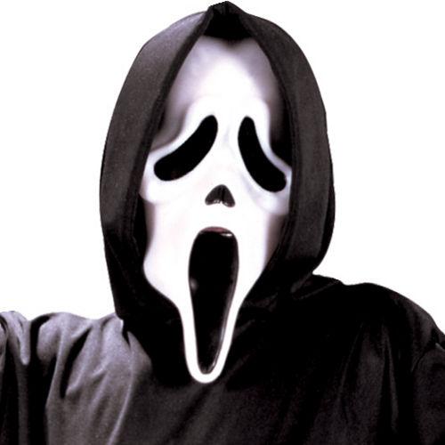 Teen Boys Ghost Face Costume - Scream Image #2