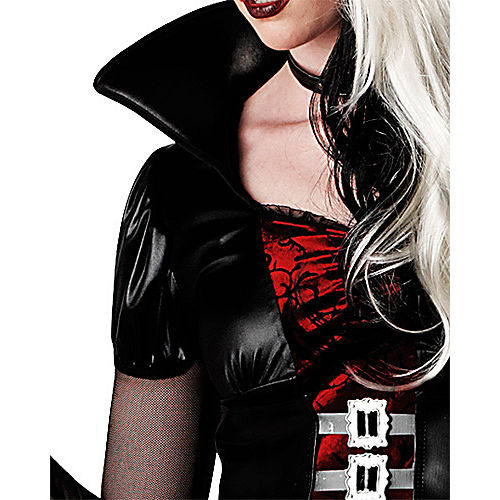 Adult Blood Thirsty Beauty Vampire Costume Image #2